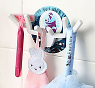 Lovely Style Antlers Hang Hooks/Frame Shape-Random Color