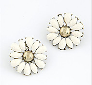 New Arrival Fashional Retro Flower Earrings