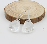 New Arrival Fashional Crystal Water Drop Earrings