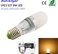 YouOKLight® 1PCS E14 8W 700lm 28-2835SMD 3000K High brightness & long life 45,000H LED Light AC110-120V/220-240V