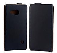 Corée du simili cuir supérieur et inférieur ouvert pour Nokia Lumia 540 / N640 / N435 / N535 / lumia730