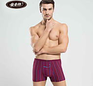 Jinfengtian Men's Modal Boxer Briefs 3/box - 3126
