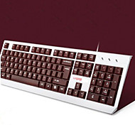 Top Quality Wired USB Computer Keyboard