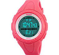 Skmei® Women Sports Multifunction LED Wrist Watch 30m Waterproof Assorted Colors Cool Watches Unique Watches Fashion Watch