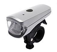 WEST BIKING® Cycling Mountain Bike Headlight Illumination Lights Silicone USB Charging Riding Accessories