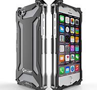 gundam monochromen Farboxidationsaluminiummetallkastenabdeckung für iphone 5s / iphone 5
