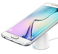 carregador sem fio fsnail padrão qi para Samsung Galaxy S6 ponta e iphone 6s