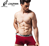 L'ALPINA Herren Modal Kurze Boxershorts 4 / box - 21100