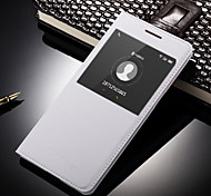 pu couro original é auto-sleep inteligente caso de corpo inteiro para Huawei Ascend p8 Lite (cores sortidas)