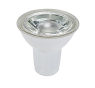 GU10 5W 1 COB 400-420 LM Warm White B Decorative Spot Lights AC100-240V