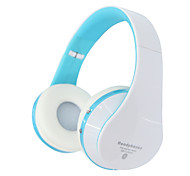 stereo headset bluetooth plegable con tarjeta de tf fm fuctions de radio