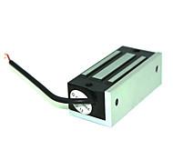 мини-электрический магнитный замок дверь ванной 60кг (120фунта) 12v