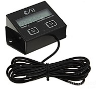 LCD Display Digital Tachometer RPM Tacho Gauge Hour Meter For Motorcycle /boat Engines