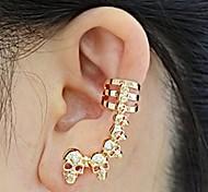 Puños del oídoJoyas 2 piezas Dorado Legierung Boda / Fiesta / Casual
