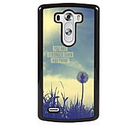 You Are Strong Than You Think Design Metal Hard Case for LG L90/ G3/ G4