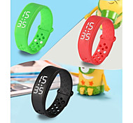 W6 Activity Tracker / Smart Bracelet / WristbandsCalories Burned / Pedometers / Alarm Clock / Stopwatch / Temperature Display / Sleep