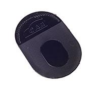 medioambiental de gran tamaño silicona de telefonía móvil universal de carro / vehículo alfombra antideslizante