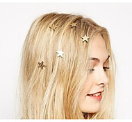 Alloy Spiral hairpin Daily / Casual 1pc