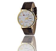 marque la montre de 2016 Genève cuir hommes
