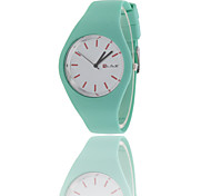 Casual Watch  Unisex Quartz watchmen women wristwatches Sports WatchesSilicone watches Cool Watches Unique Watches