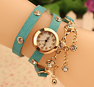 New Fashion Lady Bracelet Watch Fashion Beads Lanyards Table