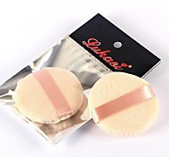 Lady Face Body Powder Puff Cosmetic Makeup Soft Sponge