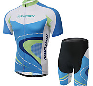 XINTOWN Breathable SportWear Cycling Bike Short Sleeve Clothing Bicycle Jersey Shorts Suit