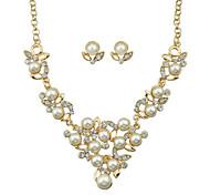 Bijoux-Colliers décoratifs / Boucles d'oreille(Alliage)Mariage / Soirée / Sports Cadeaux de mariage