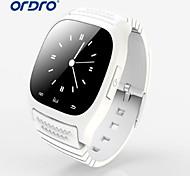 ORDRO Original SW12 BT Water-Proof Smart Watch, Support Pedometer & Sleep Monitoring & Synchronization