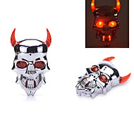 7-mode Demon Waterproof Bicycle Rear/Tail Light Cycling Warning Light