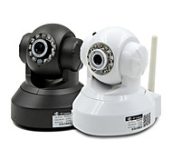 Besteye®WI8633 720P HD Wired/Wireless IP Camera with Night Vision Two-Way Audio Free App Max Support 64G Card WIFI Cam