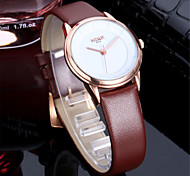 The fashion of ceramic white quartz contracted wrist watch  waterproof Cool Watches Unique Watches