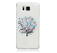 Trees Pattern TPU Material Phone Case for Samsung Galaxy G360/G530/G355H/G850F