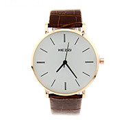Women's  Fashion  Simplicity  Creative Quartz Vintage Leather Lady Watch Cool Watches Unique Watches