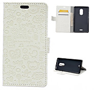 Flip Leather Magnetic Protective Case For ZTE Blade X9(Assorted Colors)
