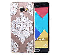 Hollow Flower New Soft TPU Back Case Cover For Samsung Galaxy A3 (2016) A310 A310F/A5(2016) A510 A510F-10