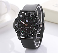 Ladies' Watch Sports And Leisure Silica Gel Watch