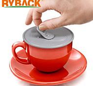 легко запряженных крышка силикона чашки антипылевое течебезопасн положить на него кофе кружку крышкой