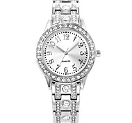 COMTEX   Women's Strip Diamond Quartz Watch SYM149018 Cool Watches Unique Watches