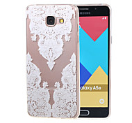 Hollow Flower New Soft TPU Back Case Cover For Samsung Galaxy A3 (2016) A310 A310F/A5(2016) A510 A510F-1