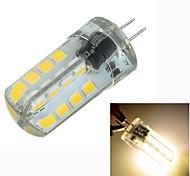 Marsing Luminárias de LED  Duplo-Pin Regulável / Decorativa G4 4W 300-400 LM 3500 K Branco Quente 32 SMD 2835 1 pç DC 12 / AC 12 VEncaixe