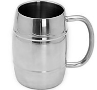 Stianless Steel Coffee Mug 300ml  Double Air Insulated keeping Your Beer Colder for Longer