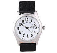Black Belt Men's Watch