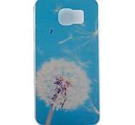 Dandelion Painted TPU Phone Case for Galaxy S7/S7 Edge/S7 Edge Plus