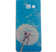 Dandelion Pattern TPU Soft Phone Case for Samsung Galaxy A3 10(2016)/A5 10(2016)/A7 10(2016)