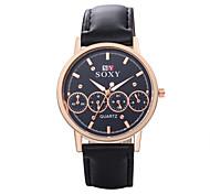 Xu™ Men's Fashion Senior Casual Quartz Watch