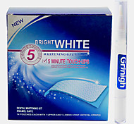High Quality Teeth Whitening Strips and Tooth Bleaching Pen for Home and Dentist Use