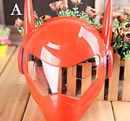 Big Hero 6 Baymax Toy Mask Model 1Pcs Anime Action Figure Model Toy