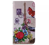Coloured Drawing PU Leather Holster Including One Anti-dust Plug One stylus for Samsung Note 4/Note 5 (Color Random)