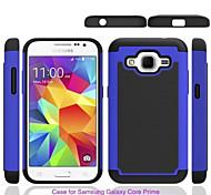 Für Samsung Galaxy Hülle Stoßresistent Hülle Rückseitenabdeckung Hülle Panzer PC Samsung Grand Prime / Core Prime